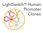 LightSwitch™ Human Promoter Clones