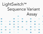 LightSwitch™ Sequence Variant Assay Services