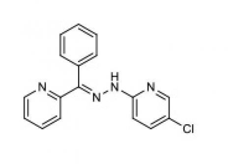 Chemical structure of JIB-04.