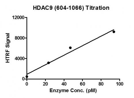 HDAC-Glo™ Class IIa Assay for HDAC9 activity